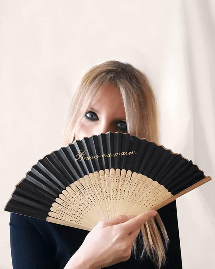 Baisesmamain - Cecilia Benetti Design - Bon Ton Ventaglio