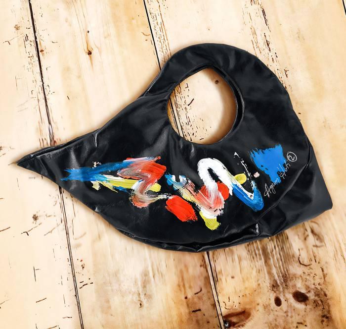 Baisesmamain - Cecilia Benetti Design - Borsa T-Pot Art