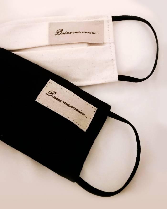 Baisesmamain - Cecilia Benetti Design - Masque